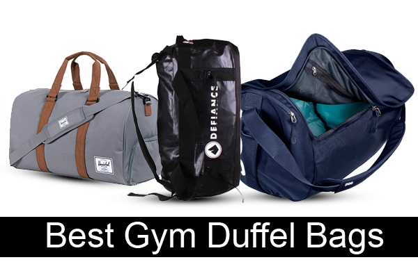 Check out the Best Duffel bags for Gym