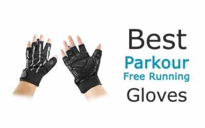 Best parkour free running gloves
