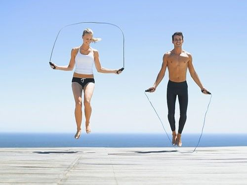 Best Rope Skipping Workout Training for Fitness and Cardio and Reviews