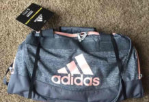 Adidas Defender II Duffel Bag Review - Shoe compartment and Pockets
