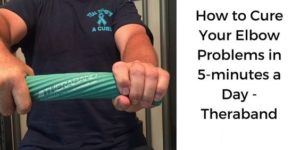 How to cure elbow injuries with simple exercises in five minutes sharp