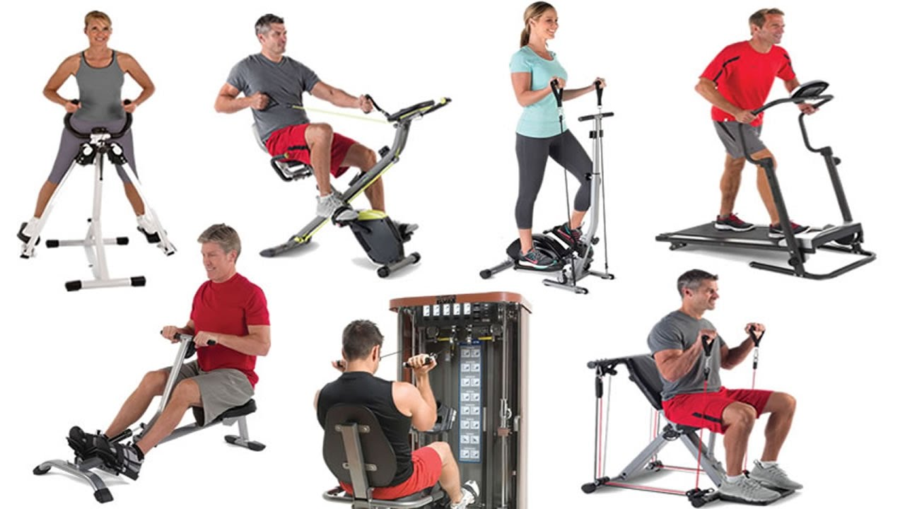 10 Home Gym Equipment For Cardio And Cross Fit Training At