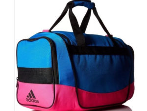 defender II adidas duffel bag for travelling camping and gym workouts
