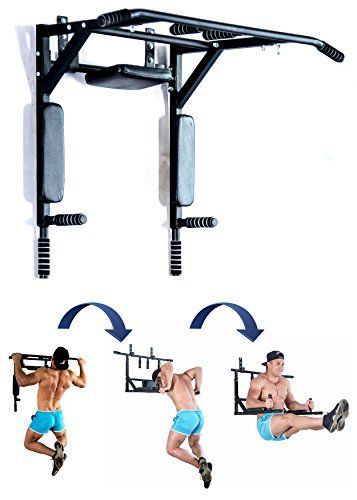Upper body workout Pull-Up Bars - Workout, Installation & Price