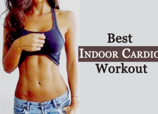 Best Indoor Cardio Workout Exercises to burn Calories
