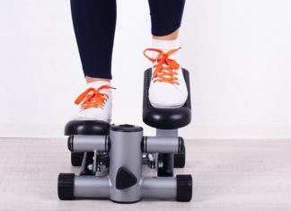 best mini stair stepper exercise machine review price for home gyms