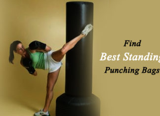 best standing punching bags to buy online for Home Gym Beginners
