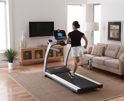 how to set up a treadmill