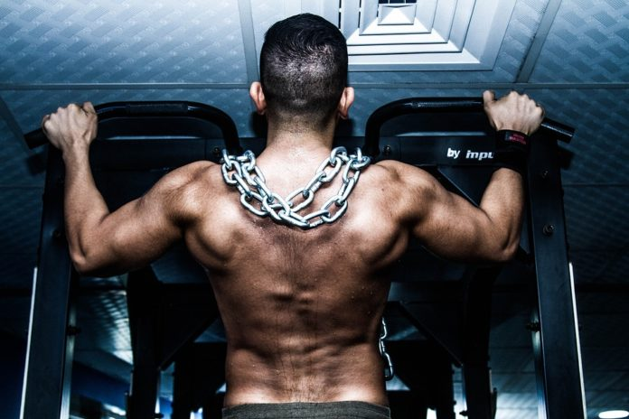 pullup bar, Weighted pullup machine, doing pullups with support