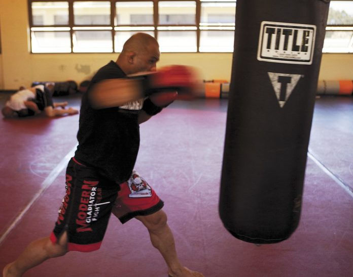 Two Of The Best Free Standing Punching Bags