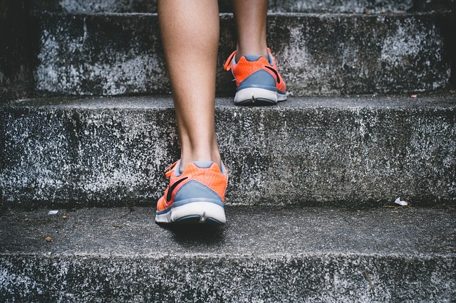 Image result for stepping stairs exercise home