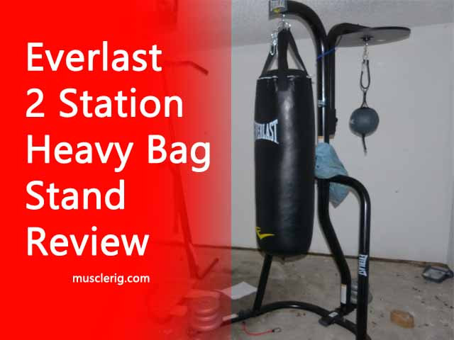 9e594262577 Everlast 2 Dual Station Heavy Stand Review