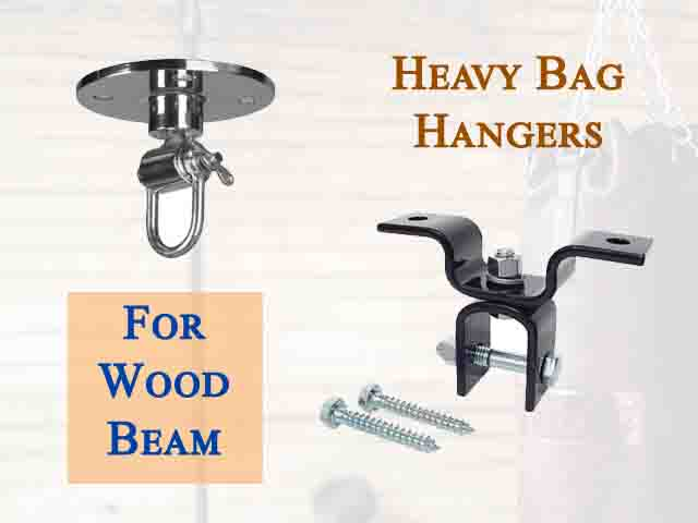 Heavy Bag Hangers for Wood Beams in Apartments Reviewed
