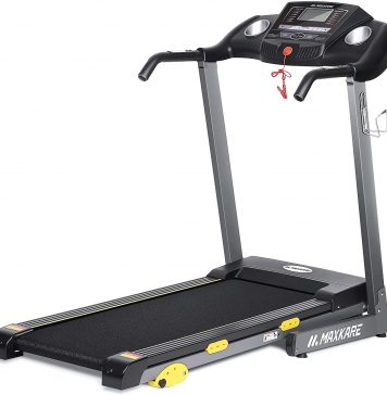 MaxKare Electric Treadmill Review