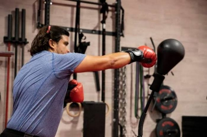 reflex punching bags for beginners